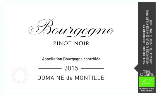 Montille Bourgogne rouge